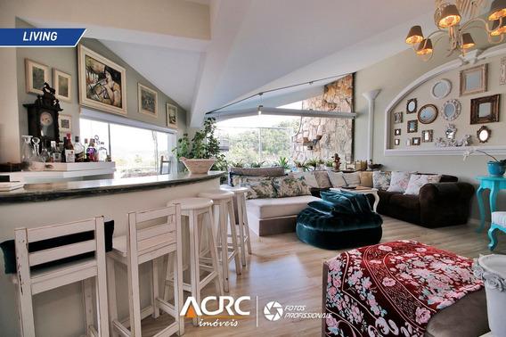 Acrc Imóveis - Cobertura Duplex Para Venda No Centro De Blumenau - Ap03000 - 34560169