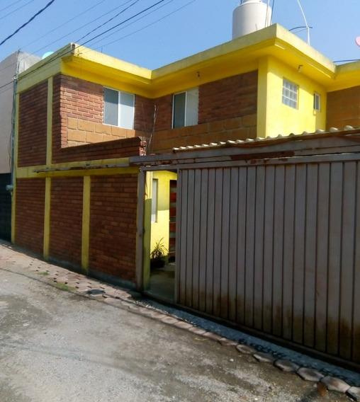 Casa Metepec, 98 Mts Constr. Muy Bien Ubicada, Oportunidad,