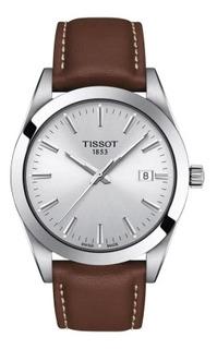 Reloj Tissot Hombre - Gentleman T1274101603100