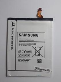 Bateria Tablet Samsung Sm-t110 Usada Com Garantia