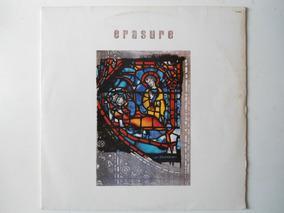 Lp Erasure - The Innocents - C/ Encarte 1988