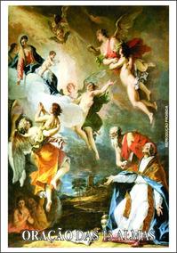1000 Und Santinho 13 Almas Treze Oração De Promessa Milheiro