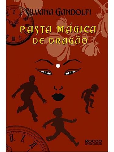 Imagem 1 de 1 de Pasta Mágica De Dragão