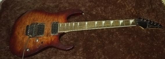 Guitarra Ibanez Rg 420 Fbz C/ Dimarzios Trocas