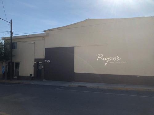 Imagen 1 de 4 de Bodega Comercial En Renta Saltillo Centro