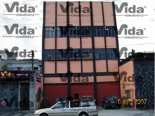 Imagem 1 de 1 de Salão Comercial Para Locação Em Bela Vista  -  Osasco - 30538