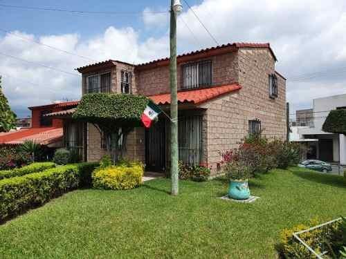 Casa En Condominio En Lomas De Ahuatlán / Cuernavaca - Iti-1400-cd