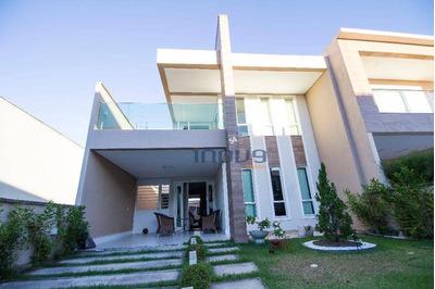 Casa Duplex Em Condomínio Na Maraponga, Fortaleza. - Ca0397