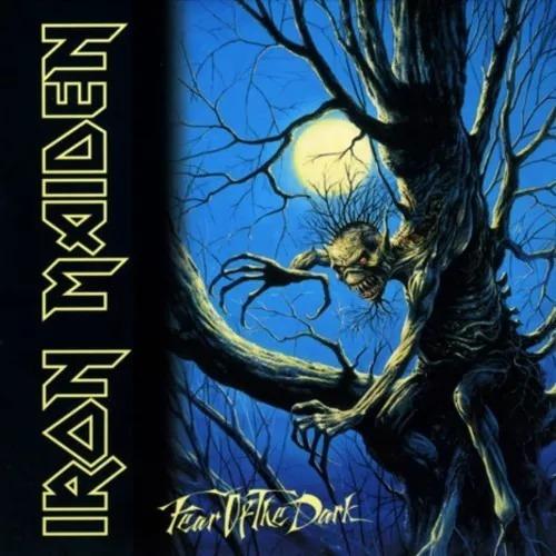 Lps Iron Maiden Fear Of The Dark (180 Gr - Vinil Duplo) Novo