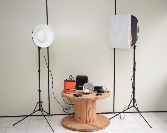 Studio Mako- Dc Photo Light System