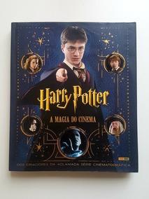 Livro Novo Harry Potter A Magia Do Cinema
