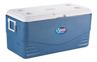Caixa Térmica Coleman 100qt Xtreme Azul