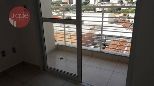 Imagem 1 de 15 de Apartamento Com 1 Dormitório À Venda, 43 M² Por R$ 198.000,00 - Campos Elíseos - Ribeirão Preto/sp - Ap7236