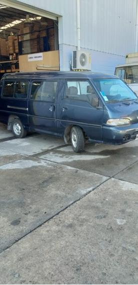 Hyundai H100 2.5 12 Pas Spr Minibus 1998