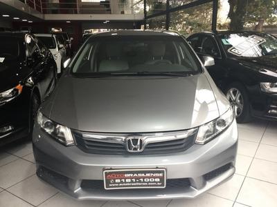 Honda Civic 1.8 Lxs 16v Flex Automático