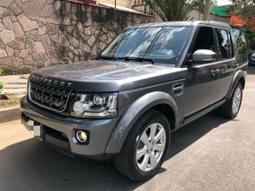 Land Rover Discovery Se Plus V6 7 Pasajer