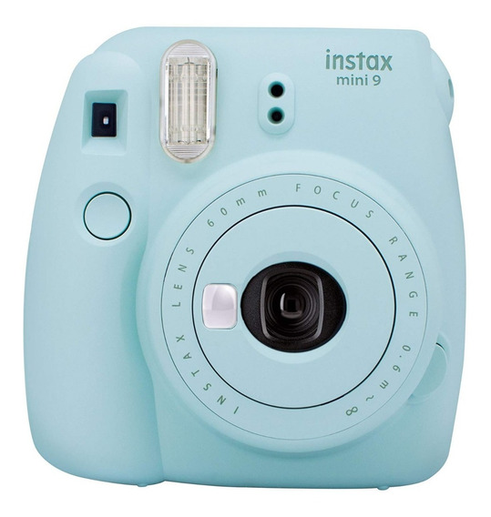 Fujifilm Instax Mini 9 Azul Aqua