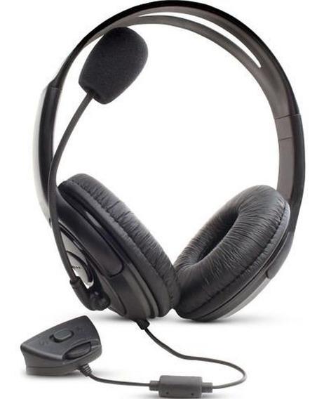 Headset Para Xbox 360 Preto Dazz
