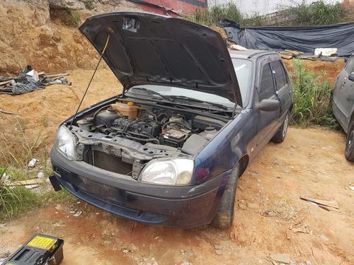 Ford Fiesta Gl Class 2000 (sucata Somente Peças)