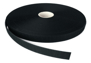 Abrojo Velcro 20 Mm / 2 Cm Ancho Rollo De 10 Mts 100% Nylon