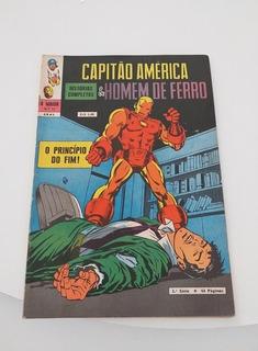 A Maior Capitão Thor Ferro Nº13 Ebal