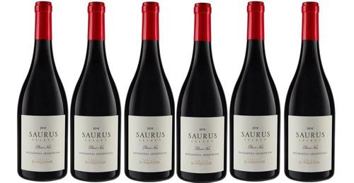 Vino Saurus Select Pinot Noir Cajax6 - Schroeder Oferta