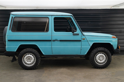 1984 Mercedes-benz 300gd
