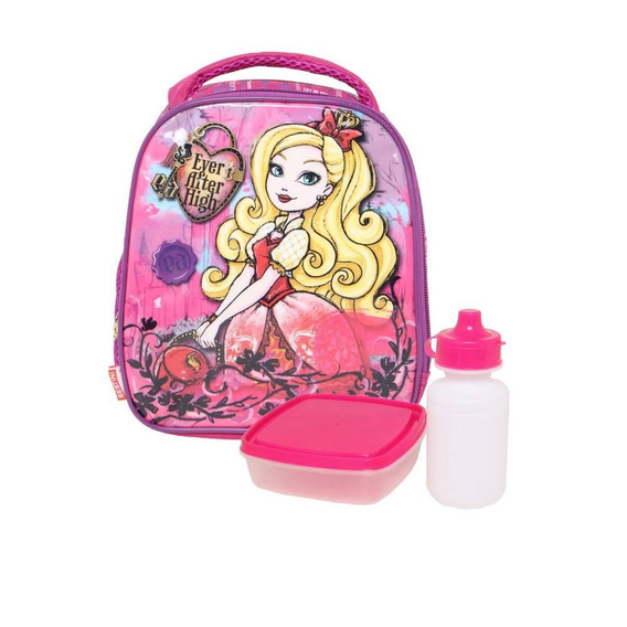 Lancheira G Ever After High 17x - Sestini