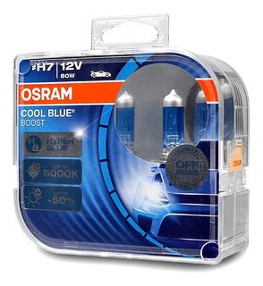 Lampara H7 Osram Cool Hyper Blue Boost 5000k 80w
