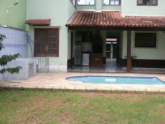Casa Com 03 Dormitórios Para Aluguel Fixo, 200 M² - Bairro Jardim Excélsior - Cabo Frio-rj - Ca0149