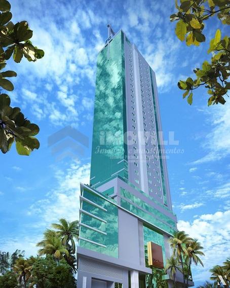 Apartamento Quadra Mar No Edifício Skyline Com 04 Suítes E Lazer Completo - 2973_1