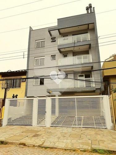 Apartamento 2 Quartos,sacada Com Churrasqueira,living 2 Ambientes, 1 Vaga No Menino Deus - 28-im432638