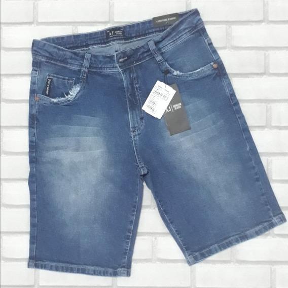 Bermudas Jeans Grife Original