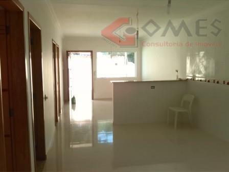 Casa Com 3 Dormitórios À Venda, 220 M² Por R$ 710.200,00 - Santa Terezinha - São Bernardo Do Campo/sp - Ca0062