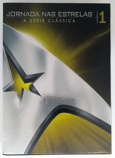 Box Dvd Jornada Nas Estrelas A Série Clássica - 1º Temp.
