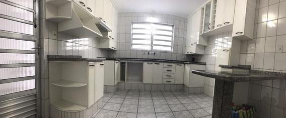 Sobrado Residencial À Venda, Santa Maria, São Caetano Do Sul. - So16903
