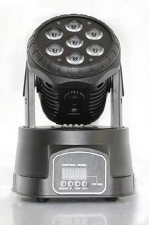 E-lighting El-160 Cabezal Wash. 7 Leds X 8w Rgbw (4 En 1). D