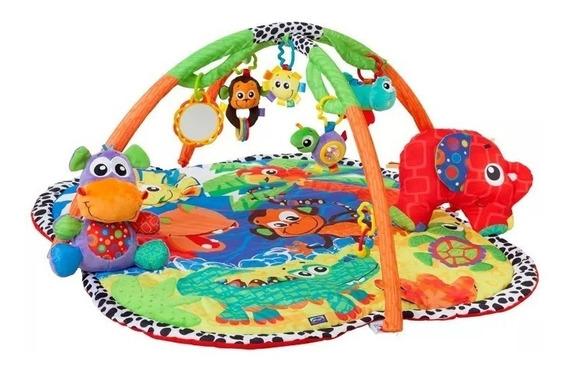 Gimnasio Bebé Playgro Jingle Jungle Music And Lights Gym