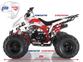 Cuatrimoto Moto Polar Plr 125cc Motor 4t Automatica 0km