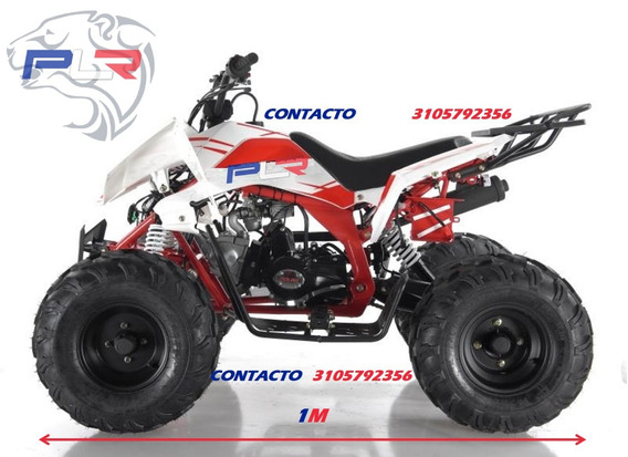 Cuatrimoto Moto Polar Plr 125cc Motor 4t 0km 2 Años Grantía