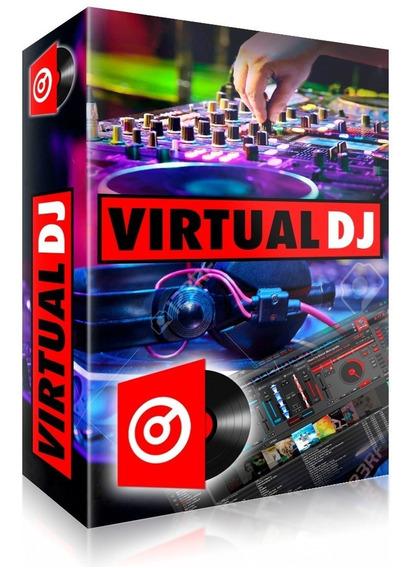Virtualdj 2019 B4720 Versão 8.3 Computador