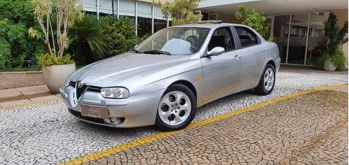 Imagem 1 de 12 de Alfa Romeo 156 2.5 V6 2003