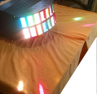 Luces Audiorítmicas P/ Eventos Derby Doble 2 X 400w Halógena
