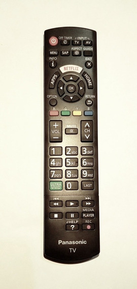 Controle Tv Panasonic Tc-40ds600b 40