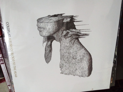 A Rush Of Blood To The Head - Coldplay - Vinilo 2020