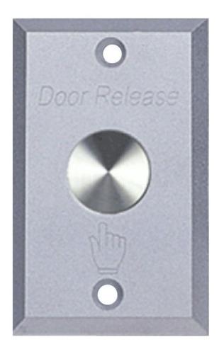 Boton Pulsador Liberador De Puerta Control De Acceso