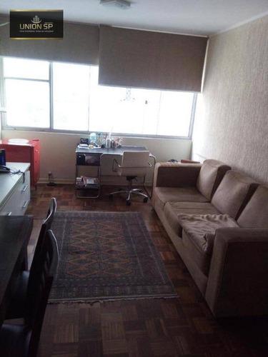 Apartamento Com 3 Dormitórios À Venda, 90 M² Por R$ 848.000,00 - Itaim - São Paulo/sp - Ap44847