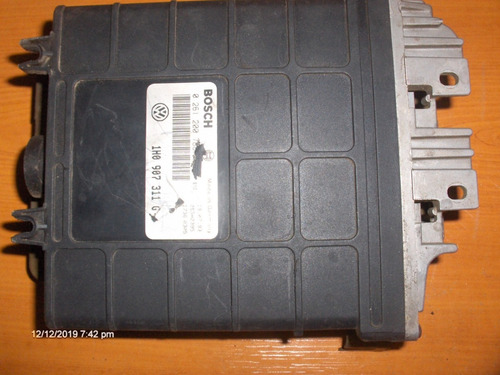 Computador Vw Vento Golf Jetta Tbi 1.8