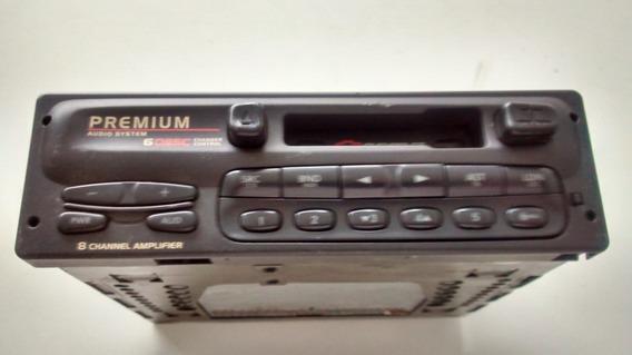 Radio Toca Fitas Original Chevrolet Premium Audio System