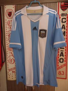 Camisa Argentina ( Made In Vietnân )